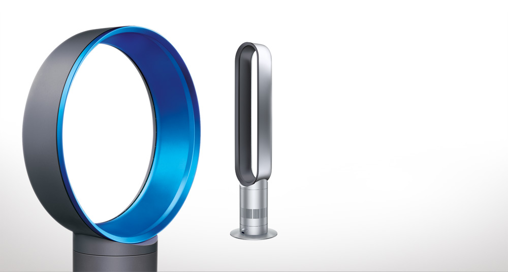 latest dyson bladeless fan fan heater technology. Black Bedroom Furniture Sets. Home Design Ideas