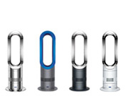 Dyson Fan Heaters range