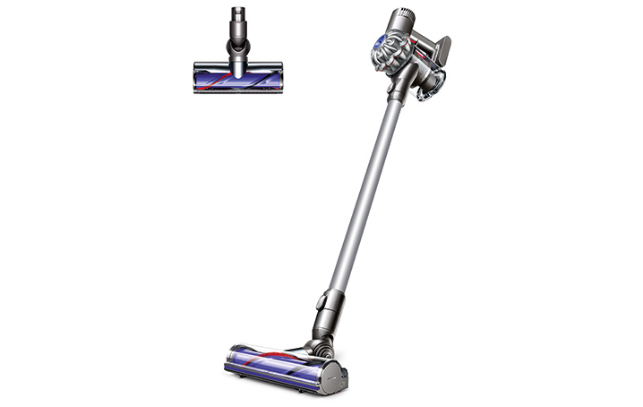 dyson v6 cordless vacuum gallery. Black Bedroom Furniture Sets. Home Design Ideas